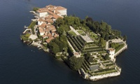 Isola Bella - Aerial View